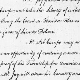 Document, 1782 March 02