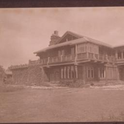 Adelaide M. Tichenor house ...