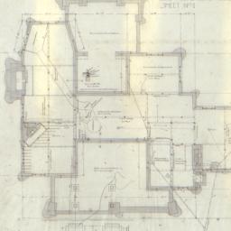 Residence for Mrs. Mary E. ...
