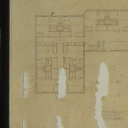 [Floor plans and elevation ...