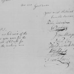 Document, 1775 September 21