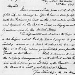 Document, 1794 December 26