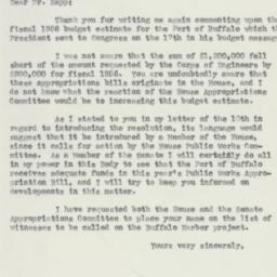 Letter: 1955 January 26