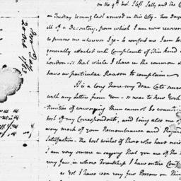 Document, 1783 October 20