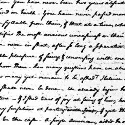 Document, 1781 September 3