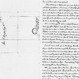 Document, 1772 January 02