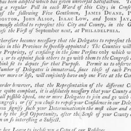 Document, 1774 July 29