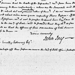 Document, 1810 February 26