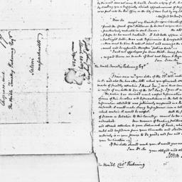 Document, 1809 March 24