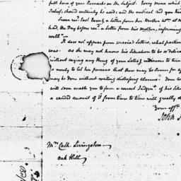 Document, 1806 January 26
