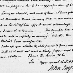 Document, 1795 October 16