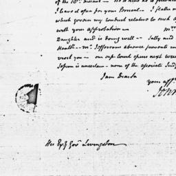 Document, 1790 January 26
