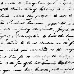 Document, 1798 May 05