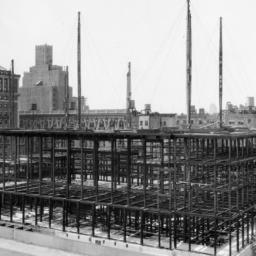 Butler Library Construction 7