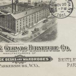 Bentley & Gerwig Furniture ...
