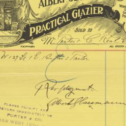 Albert Glassman. Bill