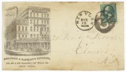 Tarrant & Company. Envelope - Recto