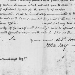 Document, 1798 April 03