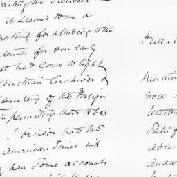 Document, 1871 February 28
