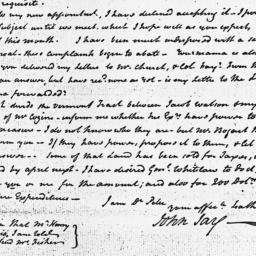 Document, 1801 January 12