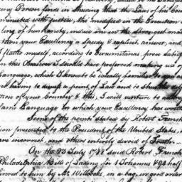 Document, 1789 August 05