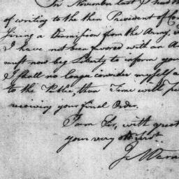 Document, 1779 February 12