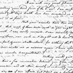 Document, 1782 August 10