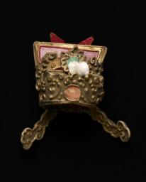 Crown For Chinese Figurine