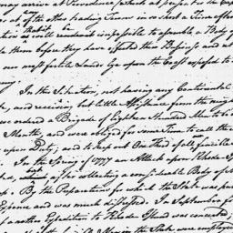 Document, 1779 April 26