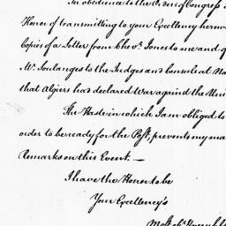 Document, 1785 October 14