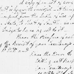 Document, 1779 March 05