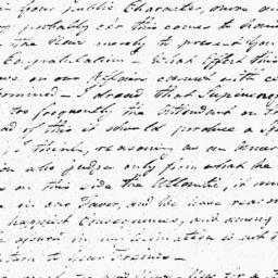 Document, 1781 October 27