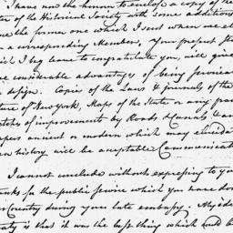 Document, 1795 November 09