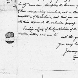 Document, 1792 June 01