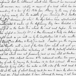 Document, 1815 March 23