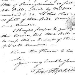 Document, 1780 June 13