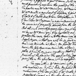 Document, 1795 January 05