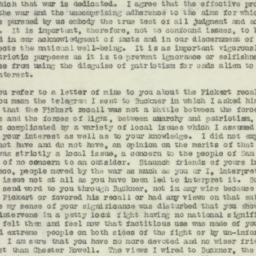 Letter: 1918 January 7