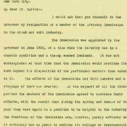 Letter: 1925 December 29