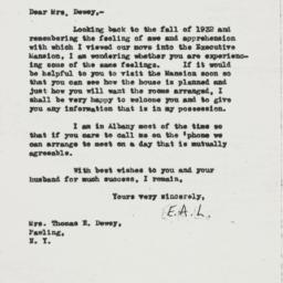 Letter: 1942 November 5