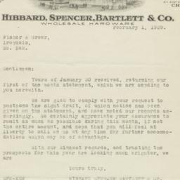 Hibbard, Spencer, Bartlett ...