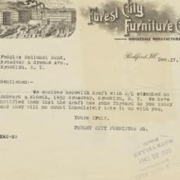 Forest City Furniture Co.. ...