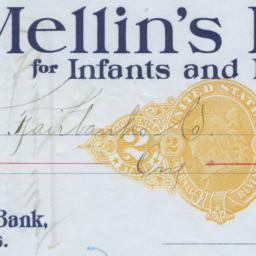 Mellin's Food for Infants a...