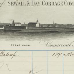 Sewall & Day Cordage Compan...