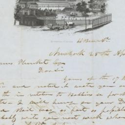Mattewan Company. Letter