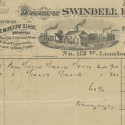 Swindell Bros.. Bill