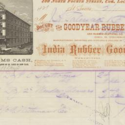 Goodyear Rubber Co.. Bill