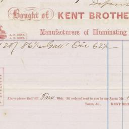 Kent Brothers. Bill