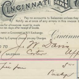 Cincinnati Tin & Japan Comp...
