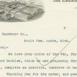 Eberhard Manufacturing Co.....
